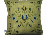 Poduszka dekoracyjna folk kaszubska1