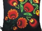 Poduszka ozdobna folk kwiat ludowy3