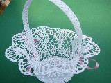 Basket for Easter eggs or candy