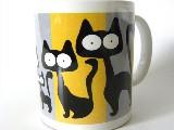 Kubek - koty