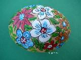 Pisanka malowana farbami (3)