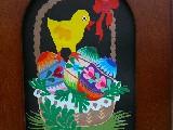 Cut Lowicz - Easter postcard (13)