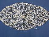 Serwetka koronkowa, szydełkowa 65x25 (10)