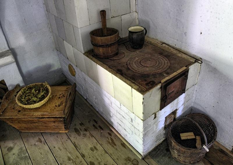 Wiano eu, Wyroby ludowe -> Kuchnie Kaflowe Jak Zbudować