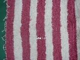 Chodnik bawełniany ręcznie tkany 65x150 cm różowo-ecru (k-24)