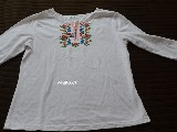 Cotton jersey folk T-shirt XL  (2)