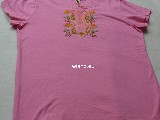 Cotton jersey folk T-shirt XXL (10)