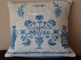 Poszewka na poduszkę wzór mazurski (jw-3)