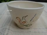 Garncarstwo - Ceramika bolimowska - miseczka - salaterka (śred. 12 cm)