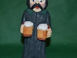 Folk sculpture - Country innkeeper (21 cm)