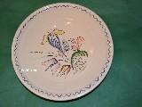 Garncarstwo - Ceramika bolimowska - Półmisek mały, śred. 24,5 cm