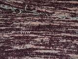 Chodnik bawełniany ręcznie tkany, wiśniowo-różowy 65x120