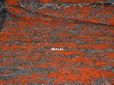 Chodnik bawełniany ręcznie tkany, pomarańczowo-beżowy 70x120