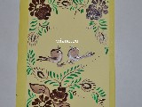 Kartka okolicznościowa ręcznie malowana (kz-16)