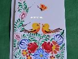 Kartka okoliczno�ciowa r�cznie malowana (kz-24)