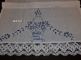 Embroidery folk towel (czk-4)