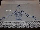 Ręcznik ozdobny ludowy (czk-4)
