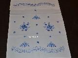 Ręcznik ozdobny ludowy (czk-5)