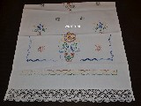 Embroidery folk towel (czk-7)