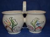 Ceramika bolimowska - dwojaki 0.75 l
