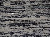 Chodnik bawełniany, ręcznie tkany,ecru-granat  65x150