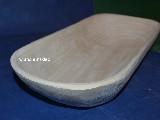 Naczynie drewniane. Miska - dzieża do chleba 40-42x18 cm, wys, 7 cm