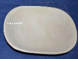 Naczynie drewniane - miska 20-23x16-17 cm