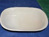 Naczynie drewniane - miska 24-25x16-18 cm