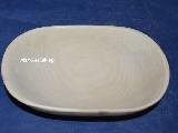Wooden bowl 19x12 cm