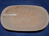 Naczynie drewniane - miska 24x12 cm