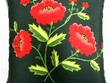 Poduszka dekoracyjna folk maki 40x40 (w-13)