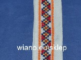Zakładka haftowana ręcznie (bw-11)