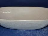 Naczynie drewniane - miska 27-28x18-21 cm