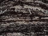 Chodnik bawe�niany r�cznie tkany jasny-ciemny br�z-ecru 65x100 cm
