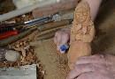 Jak wyrzeźbić babę wiejską