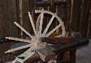 Zr�b ko�o drewniane