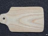 Deska do krojenia z jednolitego kawałka drewna 24x15
