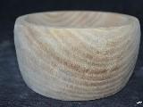 Naczynie drewniane - miseczka śred. ok.14 cm