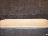Miska drewniana, płasa  49x14 cm (17)