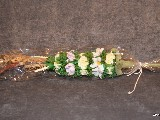 Palma wielkanocna z kwiatów z bibuły (kz-1)