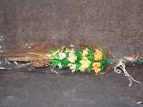 Palma wielkanocna z kwiatów z bibuły (kz-2)