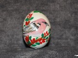 Pisanki edukacyjne Ptaki, jajo kurze, ręcznie malowana (5)