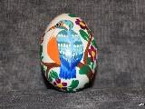Pisanki edukacyjne Ptaki, jajo kurze, ręcznie malowana (7)
