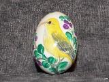 Pisanki edukacyjne Ptaki, jajo kurze, ręcznie malowana (8)