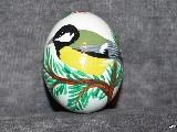 Pisanki edukacyjne Ptaki, jajo kurze, ręcznie malowana (9)