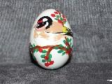 Pisanki edukacyjne Ptaki, jajo kurze, ręcznie malowana (10)